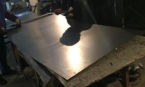 Custom sheet metal stamping parts material incoming checking