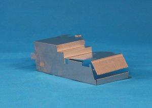 Sheet metal parts drawing, draw a box by metal stamping