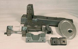 Stamping metal parts series5
