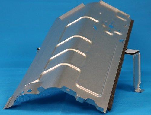 simple shape sheet metal stamping part Buffering with sponge