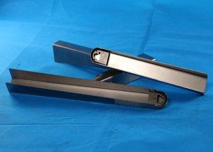 Desk footer metal die stamping parts Pic9