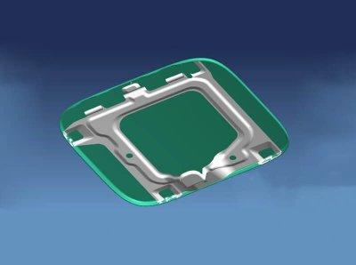 9.Tank cap assembly