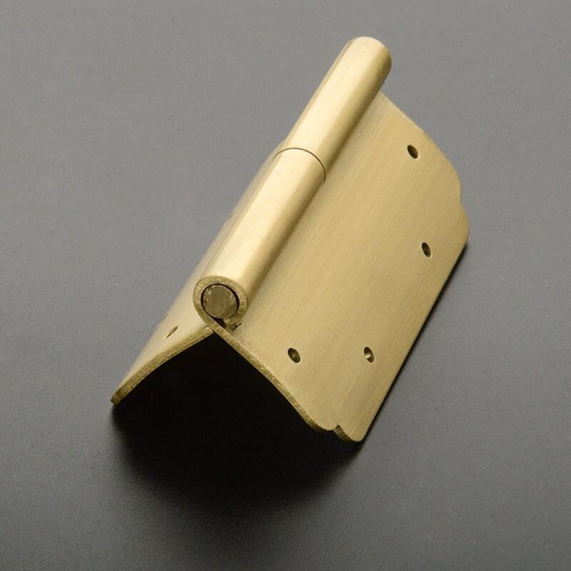 Brass stamping supplies, Custom brass stamping hinge