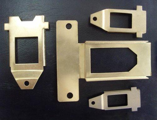 Copper stamping supplies, metal stamping brass