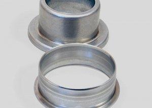 Deep drawing aluminum cans