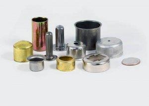 Deep drawing aluminium cup shape parts
