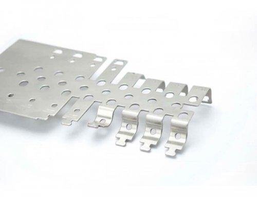 Progressive Die Stamping blanks, Sheet metal stamping