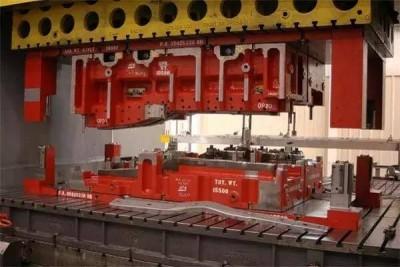 4. Metal stamping large parts