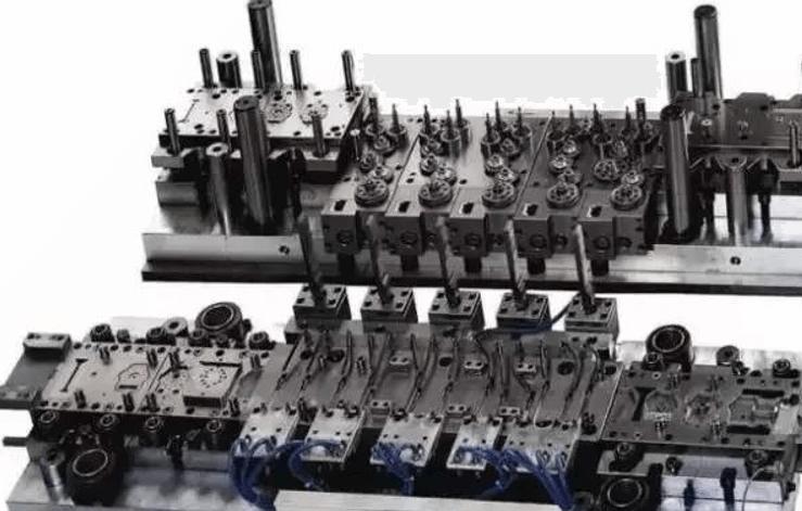 China Metal stamping service
