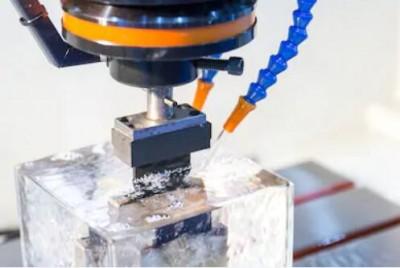 metal stamping service EDM machining