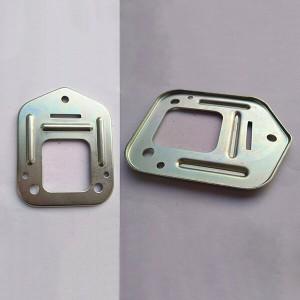4. Galvanized stamping parts