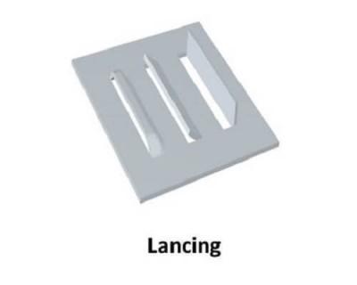 lancing